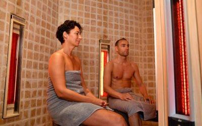 Acties sauna Centre du Lac