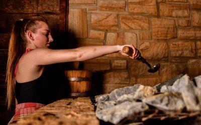 Centre du Lac badenkaart actie sauna