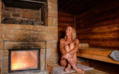 Centre du Lac sauna acties