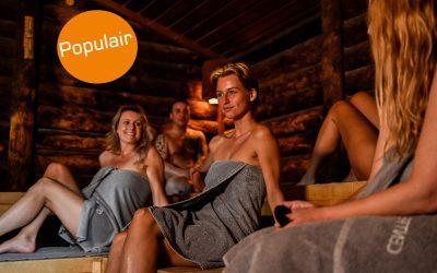 Sauna acties Centre du Lac
