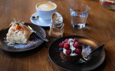 Koffie-en-gebak
