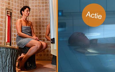 Drijfsessie + sauna